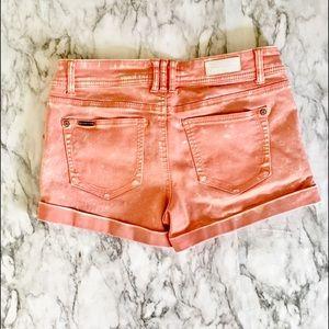 Celebrity Pink Shorts - Celebrity Pink—Jean Shorts